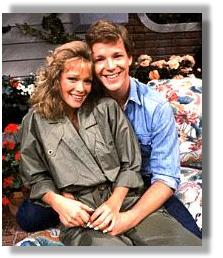 RDM and Lauren Holly on All My Children